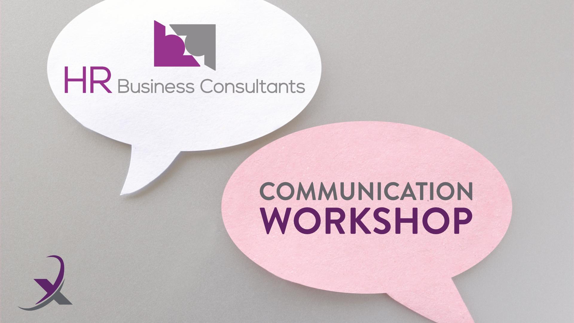 Communication in business workshop